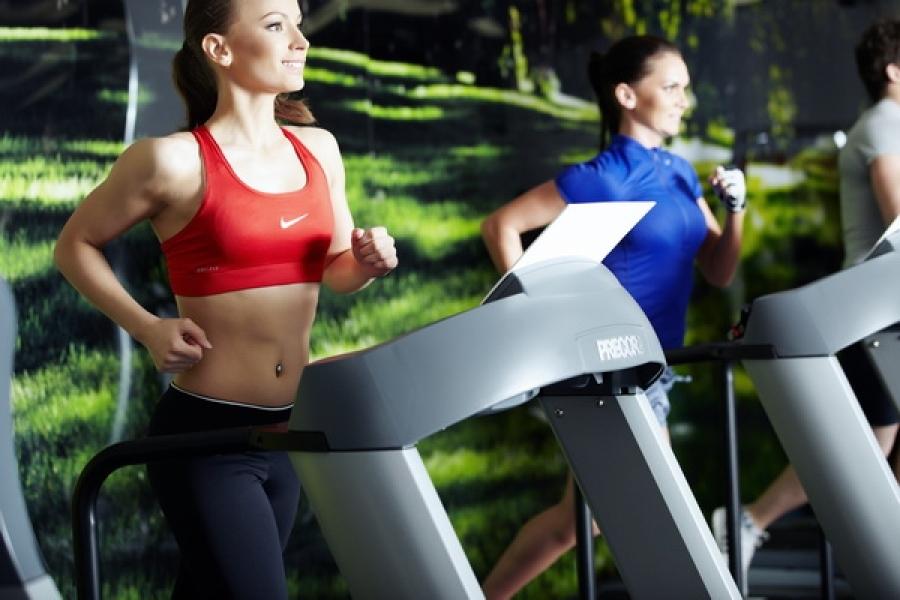 как похудеть на беговой дорожке дома